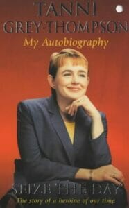 Seize The Day by Tanni Grey-Thompson